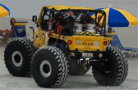 Jeep Week Jeep Week 2015 In Daytona 3minis