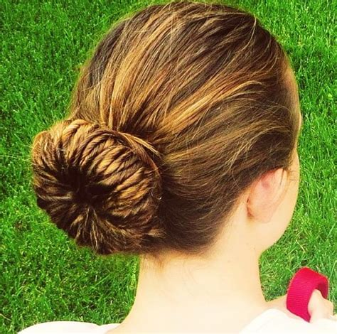 onion bun hairstyle ripple braid hairstyles how to