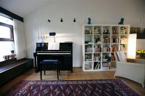 wohnzimmer mit klavier einrichten unterkunft am bodensee ferienhaus fewo