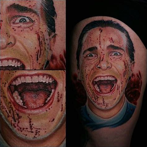 american psycho tattoo 38 best images about american psycho tattoos on