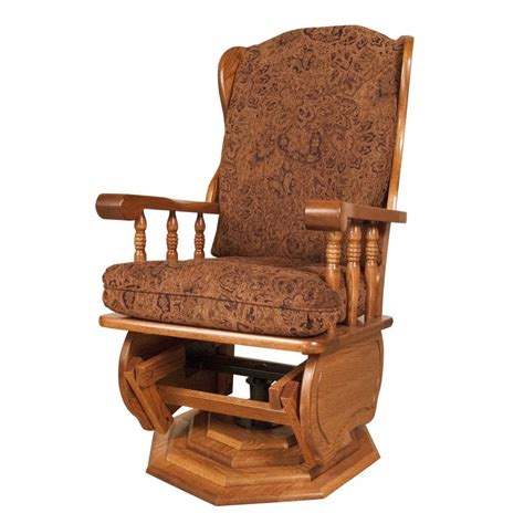 amish recliners swivel glider amish crafted furniture