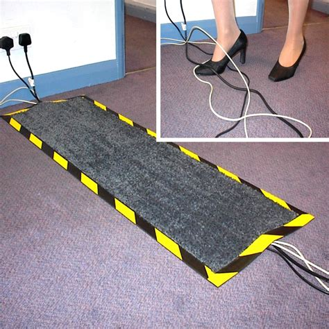 Rubber Matting For Cables by Kable Mat By The Mat Factory