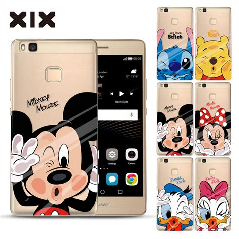 Best Deal Cover Mobil Timor Terlaris for fundas huawei p9 lite mickey pc cover for coque huawei p8 lite new