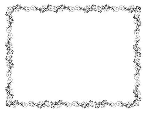 wilton ms word templates silver border place cards template 16 best microsoft borders images on border