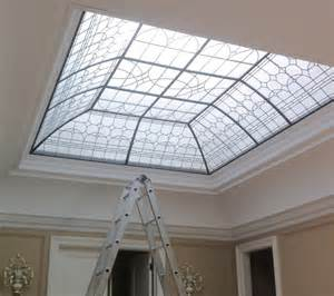 Faux Chandeliers Decorative Ceiling Lens Traditional Skylights