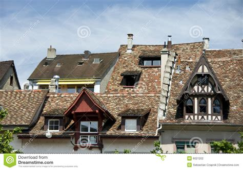 european houses stock photography image