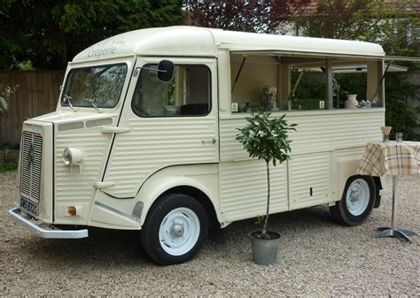 mobile catering vans le cafe creme wedding food gorgeousness weddings unpackaged