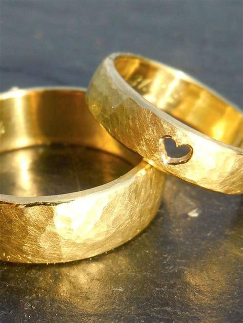Trauringe Gold by Ehering Gold Gehammert Die Besten Momente Der Hochzeit