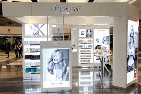 Sho Kerastase l or 233 al travel retail s k 233 rastase opens store in beirut