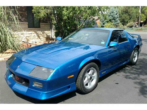 how to learn about cars 1992 chevrolet camaro parking system 1992 chevrolet camaro z28 for sale classiccars com cc 1025562
