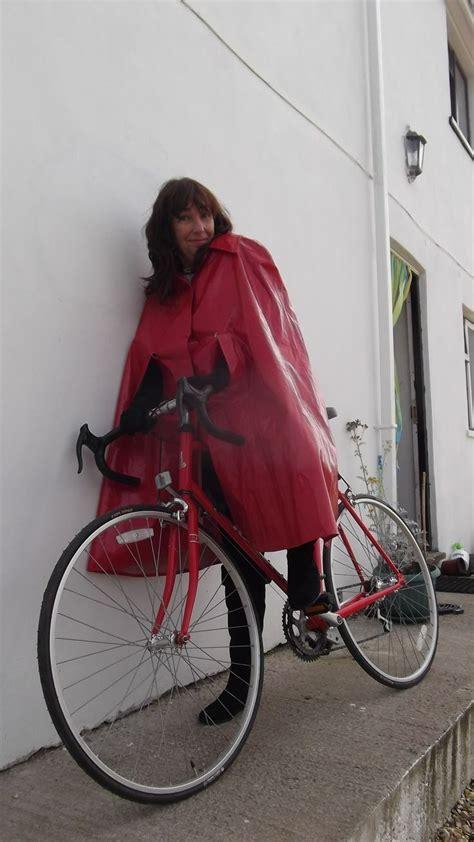 raincoat for bike riders 112 best rainwear images on pinterest accessories pvc