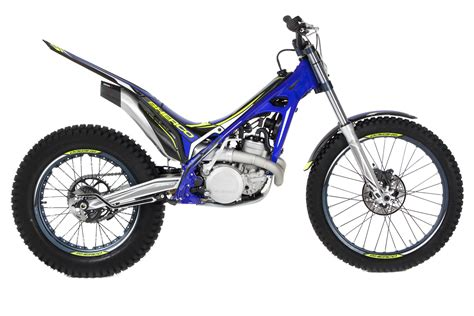 Trial Motorrad by Splat Shop Sherco 2016 Trials Bike