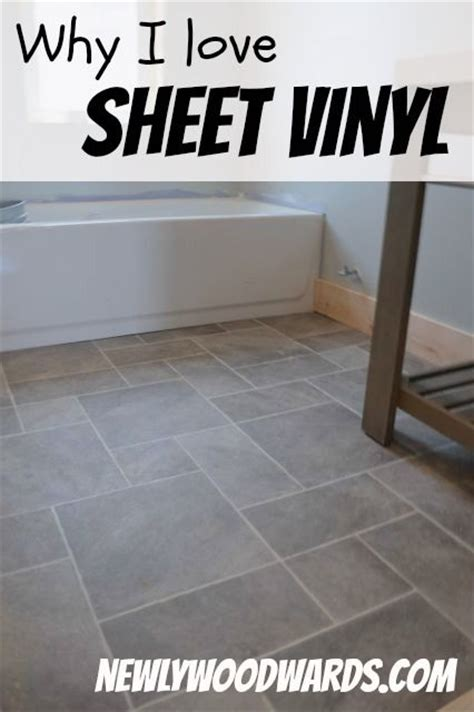 bathroom flooring vinyl sheet why i sheet vinyl and other barn apartment updates
