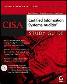 certified information systems auditor cisa cert guide certification guide books cisa certified information systems auditor