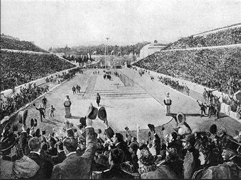 era moderna 120 a 241 os de las primeras olimpiadas de la era moderna
