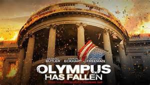olympus has fallen film box office do americans like watching the white house explode the