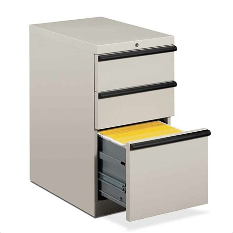 Hon 3 Drawer Vertical File Cabinet by Runtime Error
