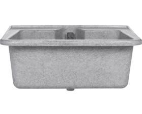 waschbecken kaufen waschbecken wega granitfarbig kaufen bei hornbach ch
