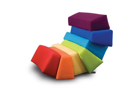 Colorful Recliners by Colorful And Comfortable Upholstered Furniture Inspired By