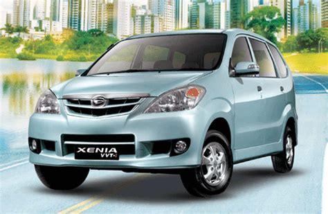Keluarga Irit 8 by Daihatsu Xenia Mobil Keluarga Yang Irit Dan Ekonomis