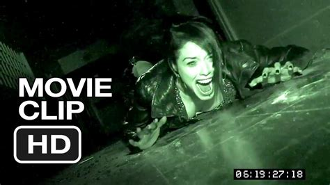 kisah nyata film grave encounters grave encounters 2 movie clip empty hallway 2012