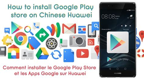 Play Store Huawei How To Install Play Store On Huawei Chinise