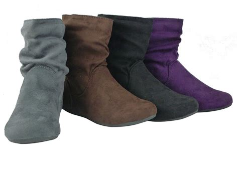 new style boots ankle high fashion design