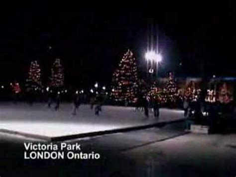 christmas lights of london ontario youtube