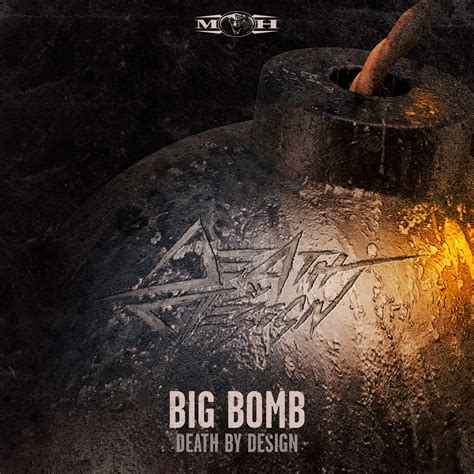mp3 bomb death by design big bomb mp3 and wav downloads at
