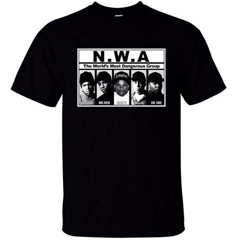 T Shirt S W A T n w a t shirts hip hop rap nwa dr dre eazy e dj yella mc