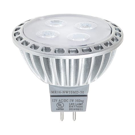 Mr16 Led Bulb 40 Watt Equivalent Bi Pin Led Spotlight Led L Light Bulbs
