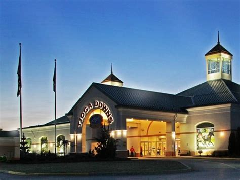tioga downs light show tioga downs casino in the state of new york to become a