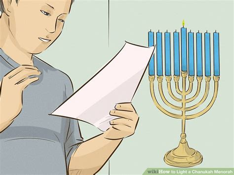 how to light a menorah menorah candle lighting order decoratingspecial com