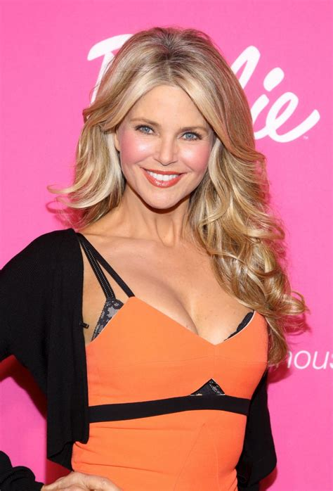 christie brinkley christie brinkley si swimsuit 50th anniversary party