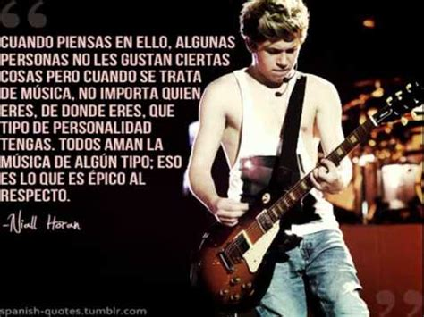 biography niall horan en ingles frases de one direction youtube