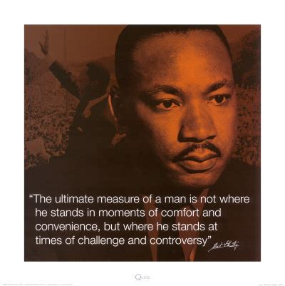 printable martin luther king poster martin luther king jr measure of a man prints