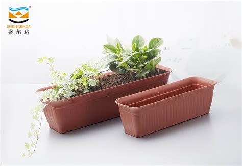 Rectangle Planter Pots by China Rectangle Garden Pots Hg 2106 Series China