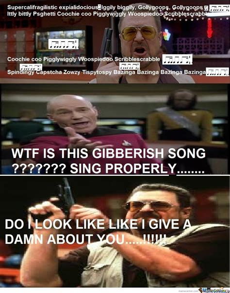 picard annoyed by a song by abhi411 meme center