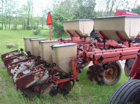 Allis Chalmers Planter by Used Allis Chalmers 4r No Till Planter