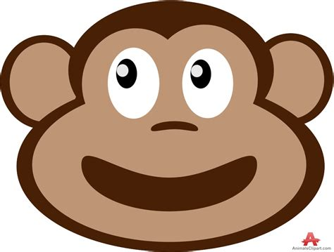 monkey clipart clip monkey with symbols