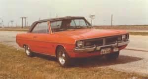 77 Dodge Dart S 1971 Dart Photos