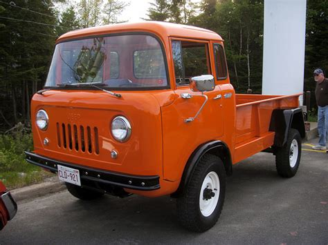 jeep forward control van retro concepts jeep mighty fc