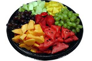 Walmart fruit tray arrangement fresh fruit tray large serves 20 40