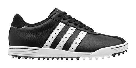 adidas adicross classic golf shoes black white discount prices for golf equipment