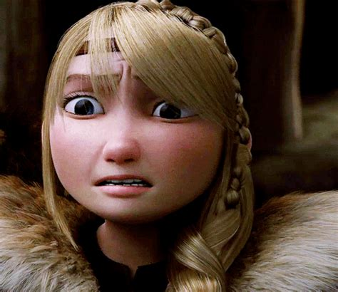 astrid hofferson hairstyling astrid when she thought hiccup was dead and then surprise