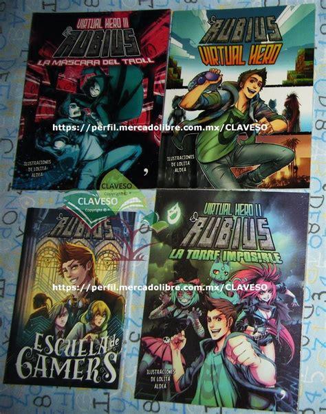 libro virtual hero 2 la 3 libros virtual hero escuela de gamers el rubius env 237 o 769 00 en mercado libre