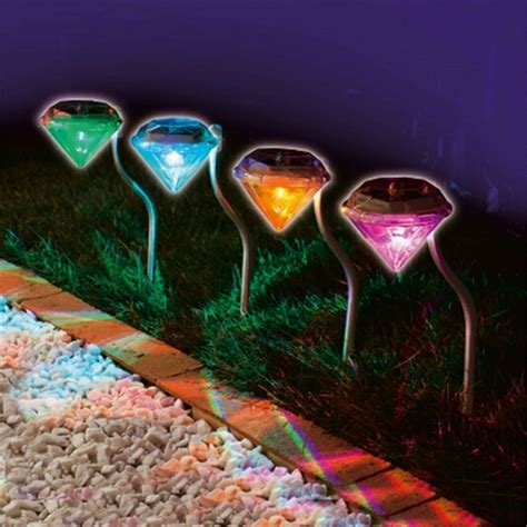 decorative solar lights for garden aliexpress buy stainless solar lawn light for garden
