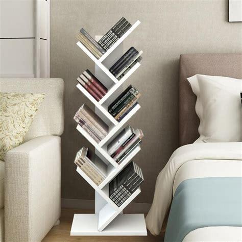 Rak Buku Partikel pabrik grosir diy modern segitiga bergerak pohon berbentuk kayu rak buku buy product on