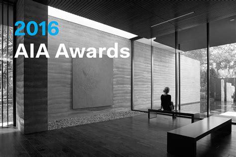 aia announces   institute honor awards