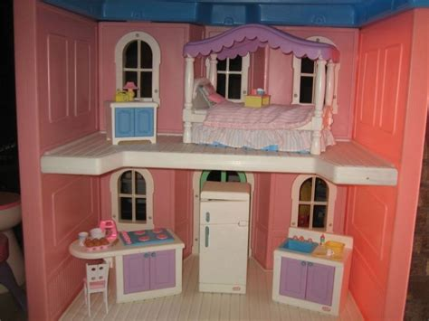 my size doll house little tikes barbie dollhouse furniture woodworking projects plans
